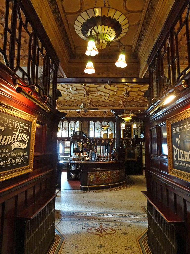 PHILHARMONIC DINING ROOMS LIVERPOOL UK THE PHIL IS A PU FLICKR