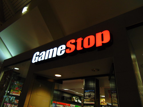 GameStop (Providence Place) | by jjbers
