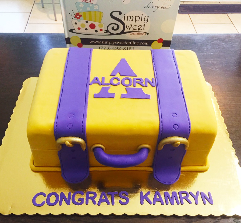 Trunk Party Cake