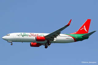 OM-NAS Alba Star Boeing 737-86J(WL) | by Planes , ships and trains!