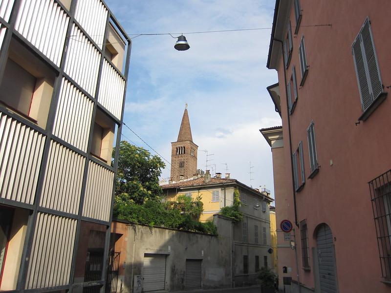 Piacenza - le campanile