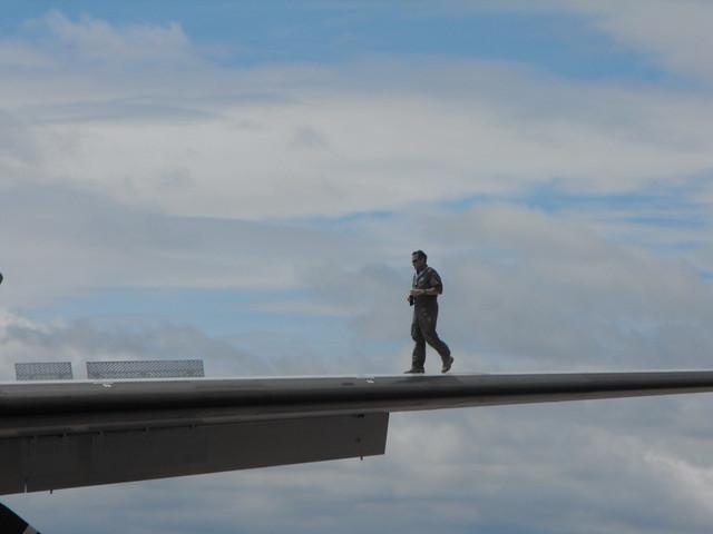 Transall C-160D - 51+01 @ RIAT - July 2017