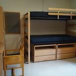 Sulzberger Triple Room