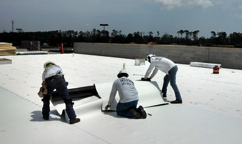 Flat Roofing | by TheRoofersservices
