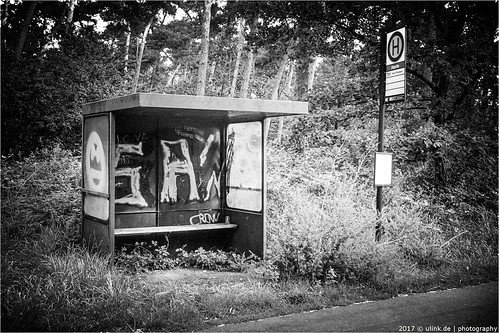 _bus_shelter | by l--o-o--kin thru