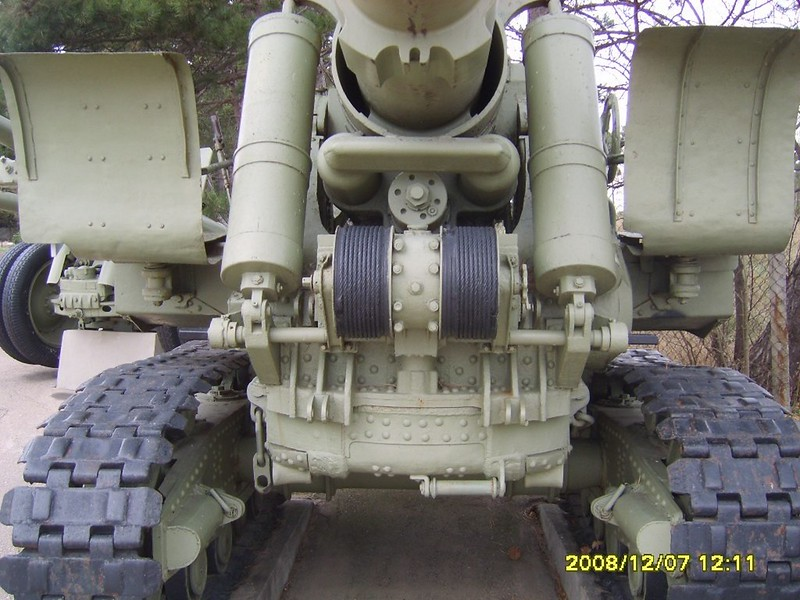 152mm BR-2 Gun Mod.1935 7