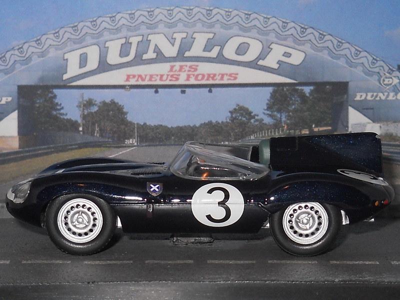 Jaguar D-Type – Le Mans 1957