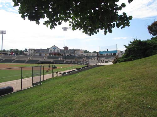 080217 baseball17 baseballpark ballpark stadium canonpowershotsx30is kannapolisintimidators intimidators milb a kannapolis nc northcarolina intimidatorsstadium southatlanticleague