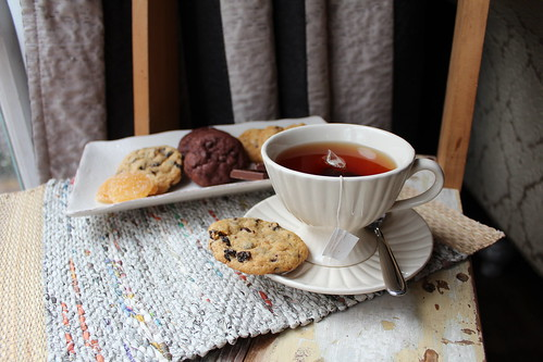 Prune & Cardamom Biscuits (Cookies) | by Seven Green Apples
