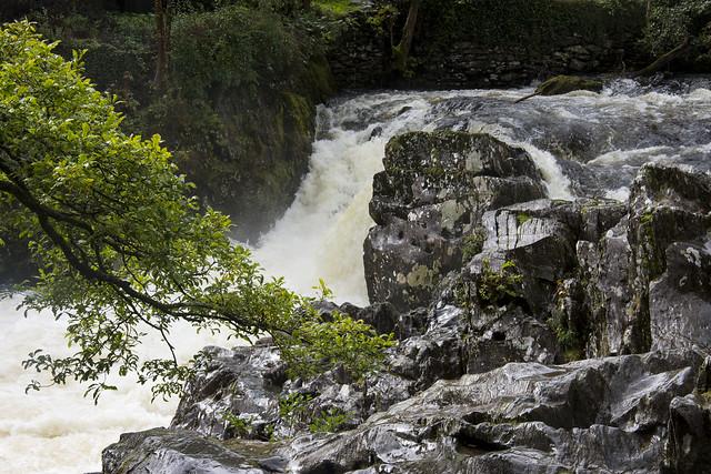River Llugwy, Betws y Coed