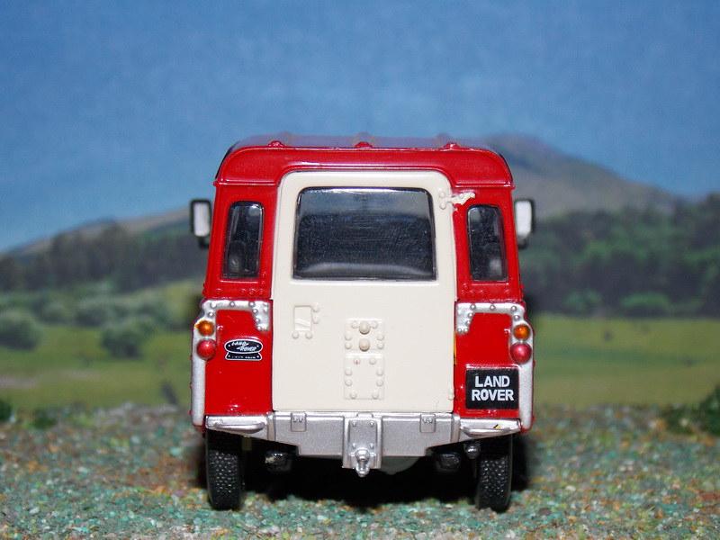 Land Rover Serie III (Short) – 1978