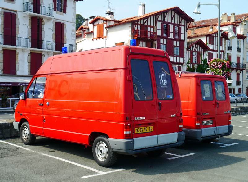 Renault Trafic - Darty - 1992
