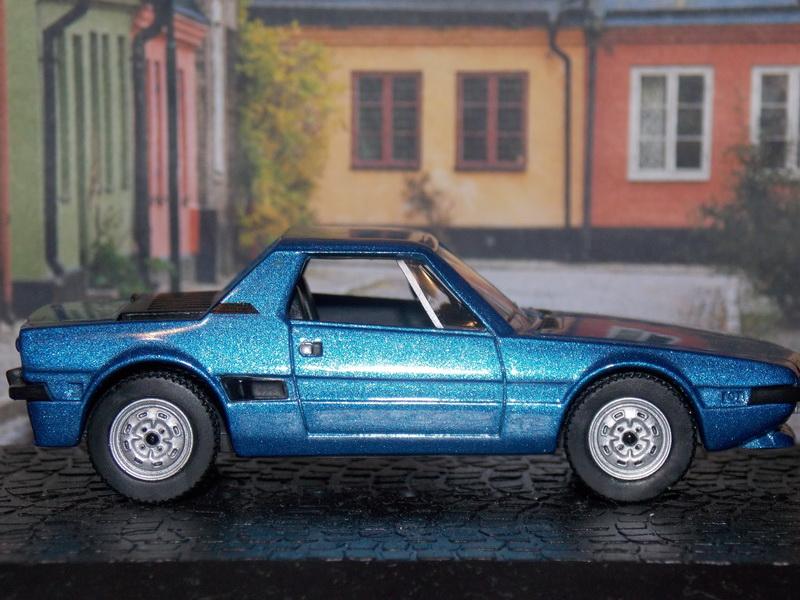 Fiat X 1/9 – 1972