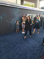 Michelle Yeoh at the Star Trek Discovery Premiere - IMG_0005