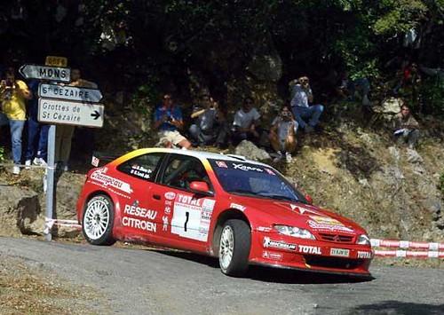Citroën Xsara Kit Car – Rallye Du Var 1998