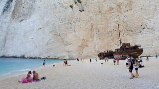 Spiaggia caraibica al Navagio | by donatellad2