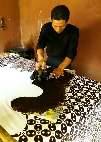 Batik cap | by lajwania