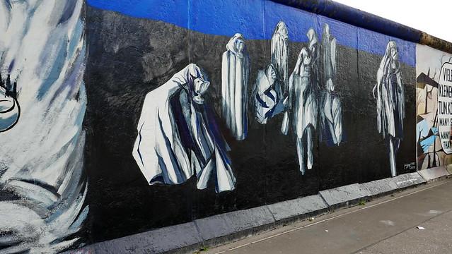 20170713 Berlin Friedrichshain Eastside Gallery Graffiti (49)