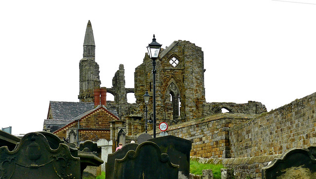 Whitby Abbey II