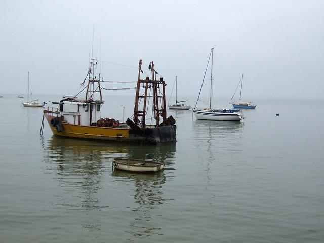 The Thames atr Leigh-on-Sea