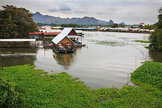 River Kwai. Thailand   by lskornog