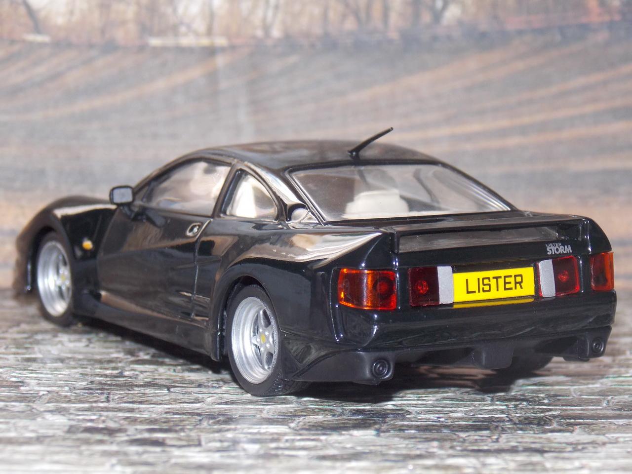 Lister Storm GTL