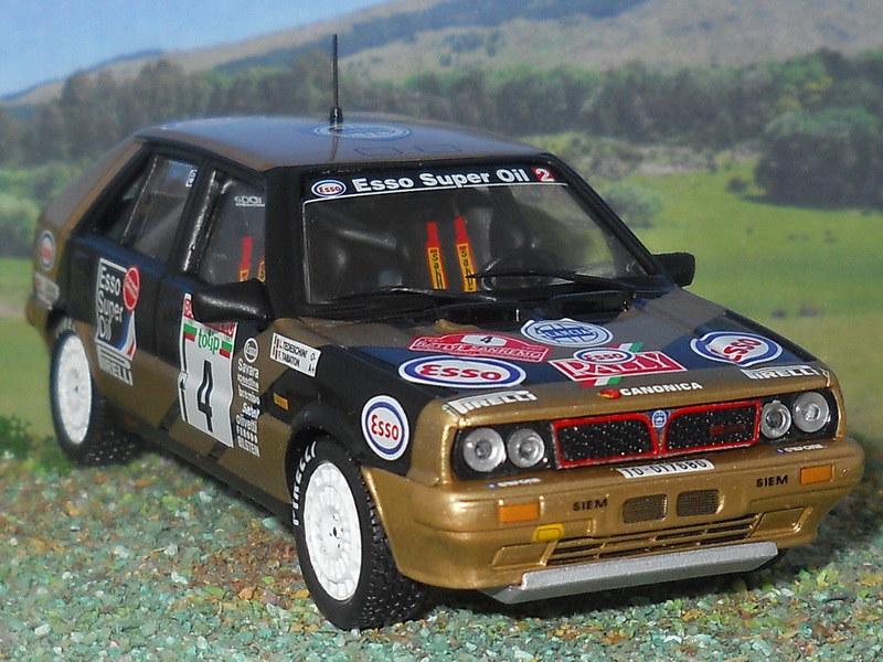 Lancia Delta HF 4WD - San Remo 1987