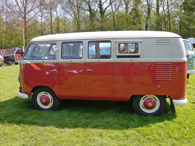Volkswagen Typ 2 T1b 21 Kombi 1958* (1010855)