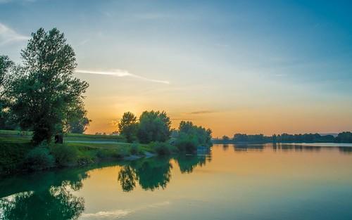 lakes lakezajarki zajarki zaprešić vladoferencic hrvatska vladimirferencic croatia sunset nikond600 nikkor173528