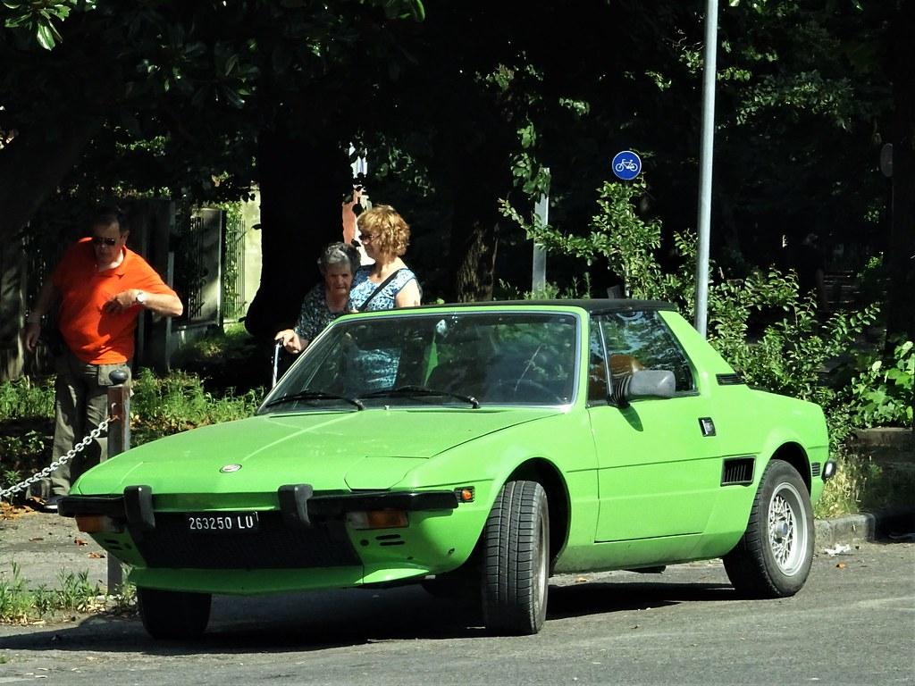 1978 Fiat X19 Bertone Alessio Flickr