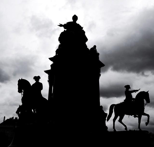 Maria Theresia Denkmal, Museumsplatz