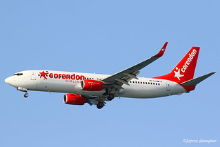 9H-TJG Corendon Airlines Europe Boeing 737-86J(WL) | by Planes , ships and trains!