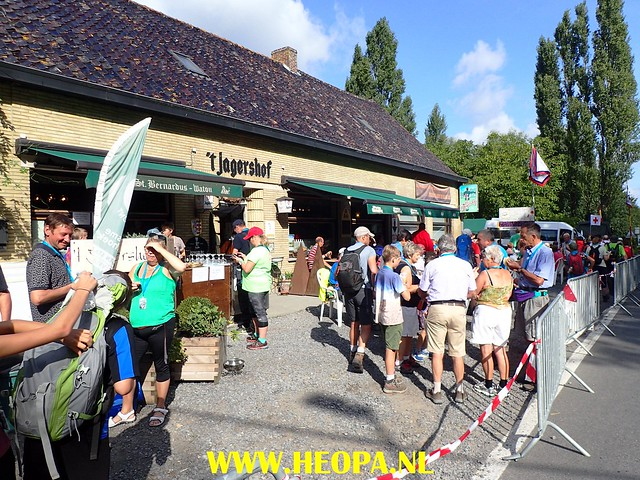 2017-08-24                     Poperinge            3e dag  35 Km     (42)