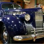 1940 Packard Model 1803 160 Super 8 Touring Sedan