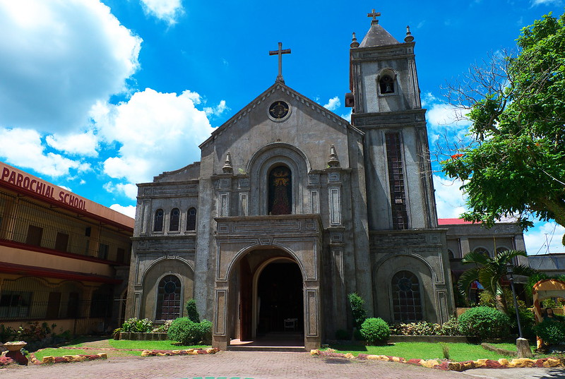 Amadeo Church, Cavite
