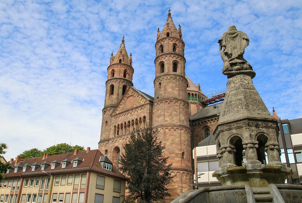 Worms Deutschland
