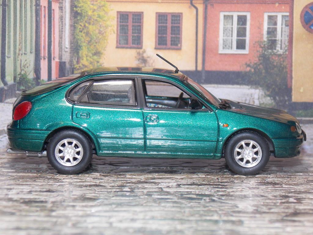 Toyota Corolla 5d – 1998