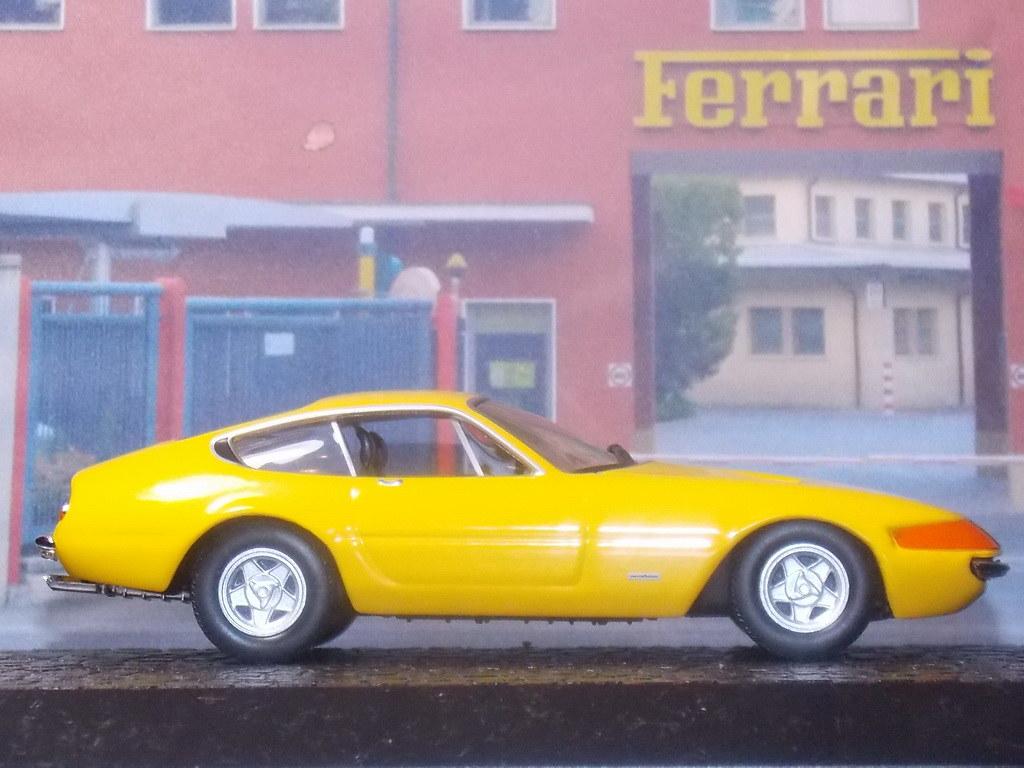 Ferrari 365 GTB/4 Daytona – 1968