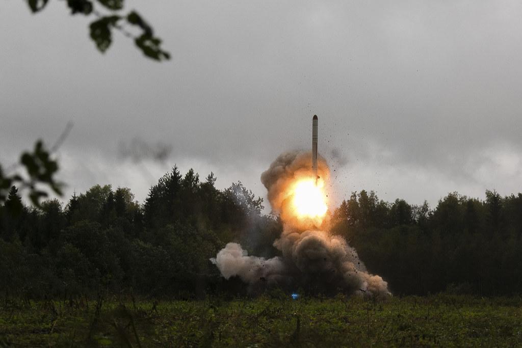 Iskander/SS-26 Stone launch cruise missile | Пуск крылатой р… | Flickr