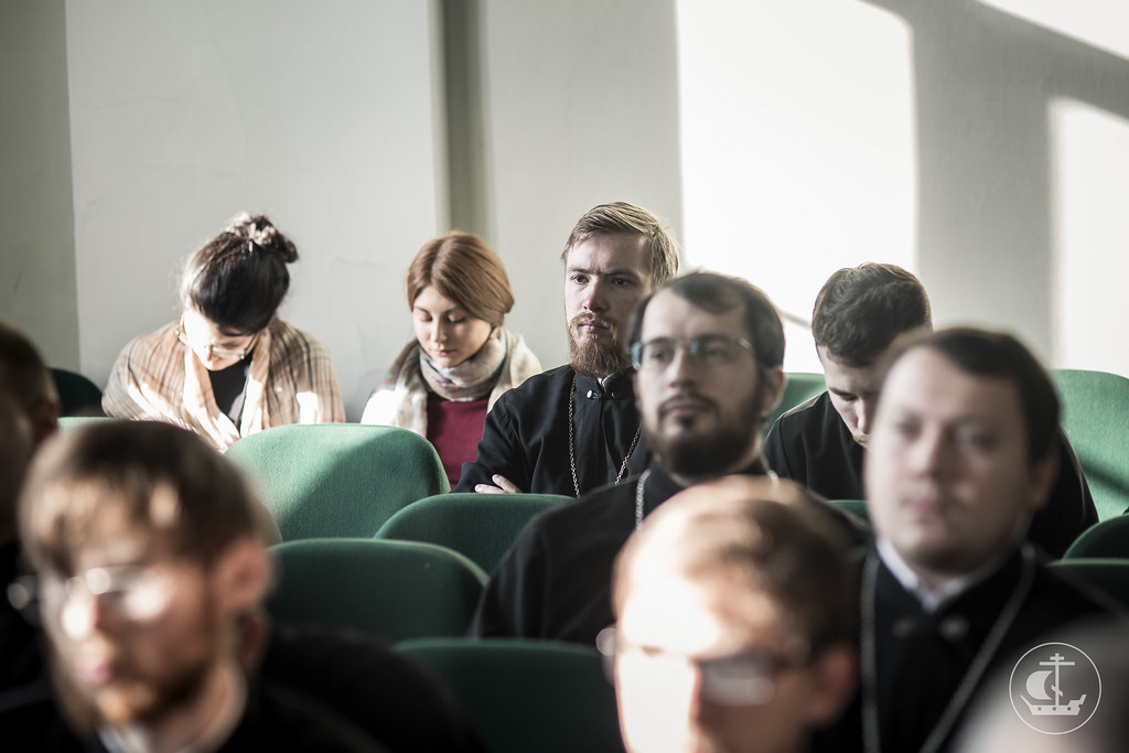 28 сентября 2017, IX Международная научно-богословская конференция / 28 September 2017, The IX International Scientific and Theological Conference