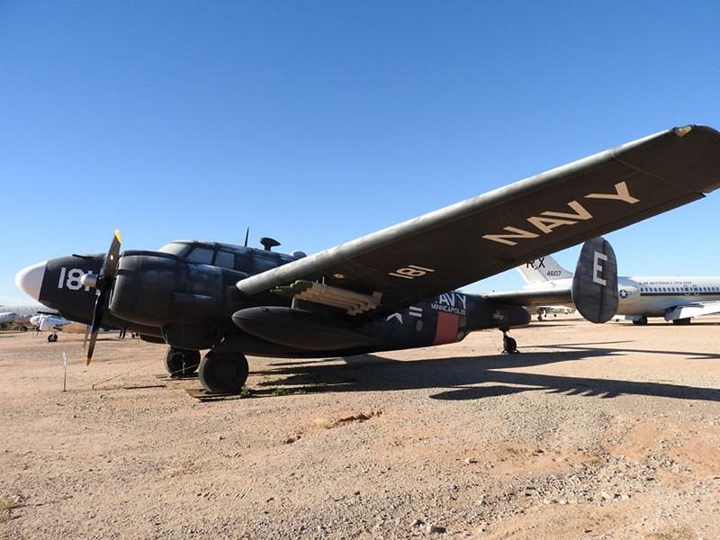 Lockheed PV-2 Arpione 1
