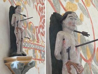 La restauration de la chapelle de Quilinen est terminée !