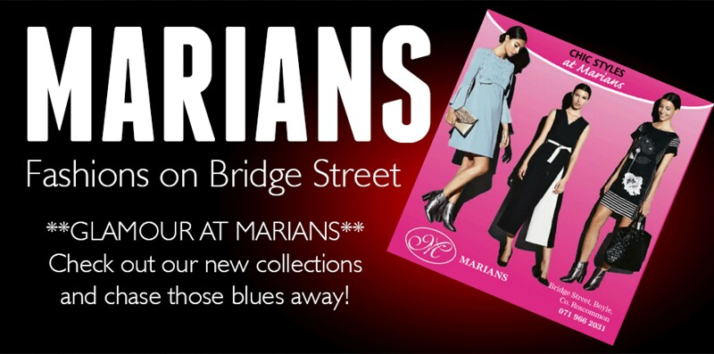 Chic Styles at Marians