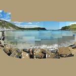 Walk Around Lulworth Cove #lulworth #dorset #sea #walk