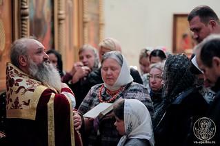 Литургия в Хутынском монастыре 250