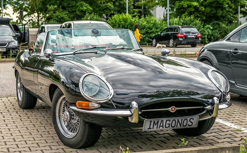 jaguar e type cabrio oldtimertreffen heppenheim 2017. Black Bedroom Furniture Sets. Home Design Ideas