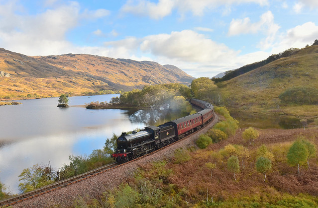 62005 at Loch Eilt