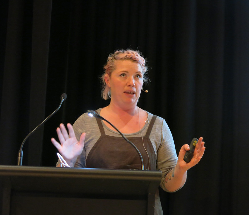 Clementine Ford Fight like a girl