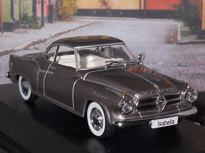Borgward Isabella Coupe – 1957