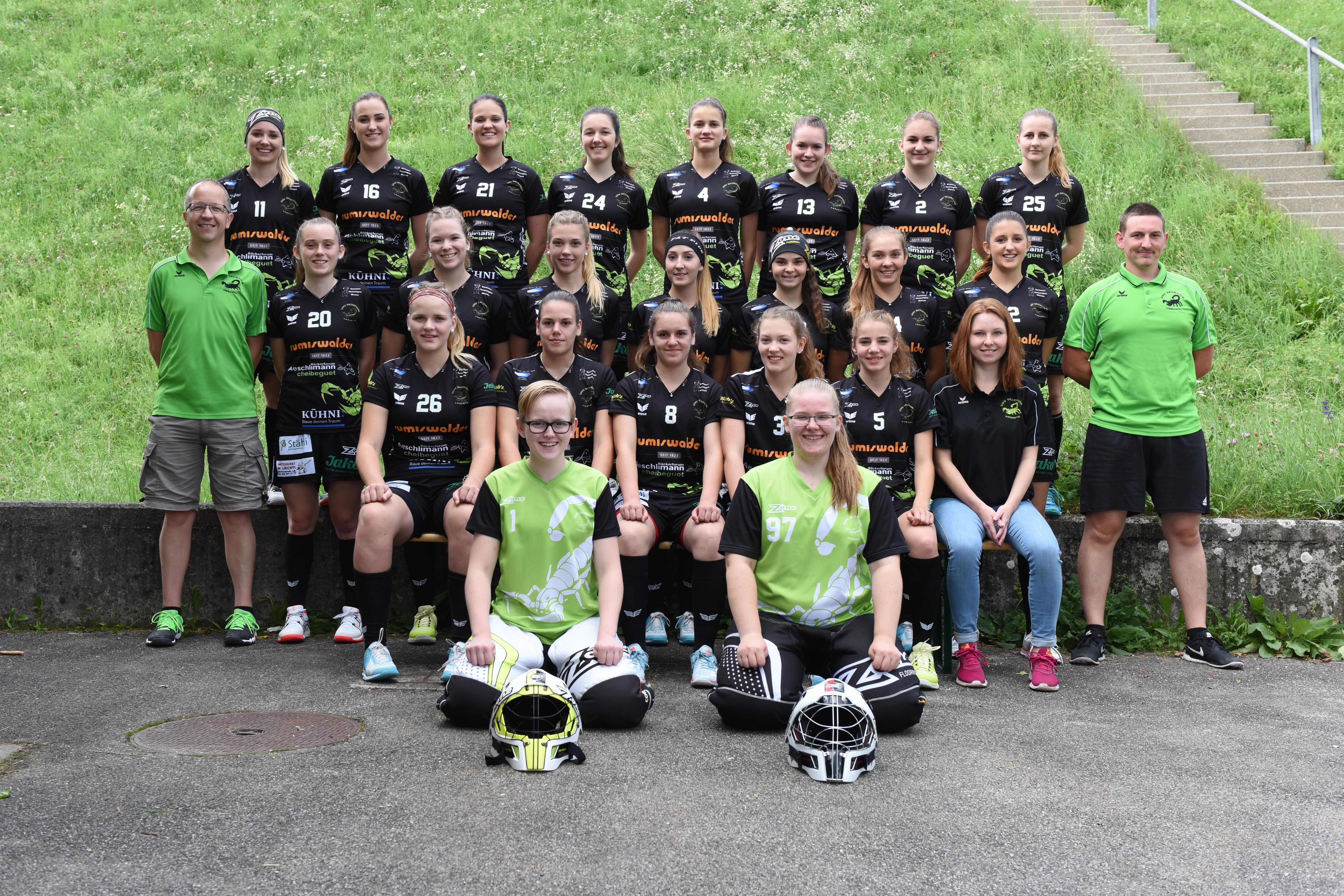 U21A 2017/2018